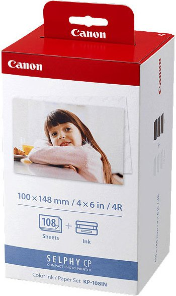 Картридж Canon KP-108IN 3115B001