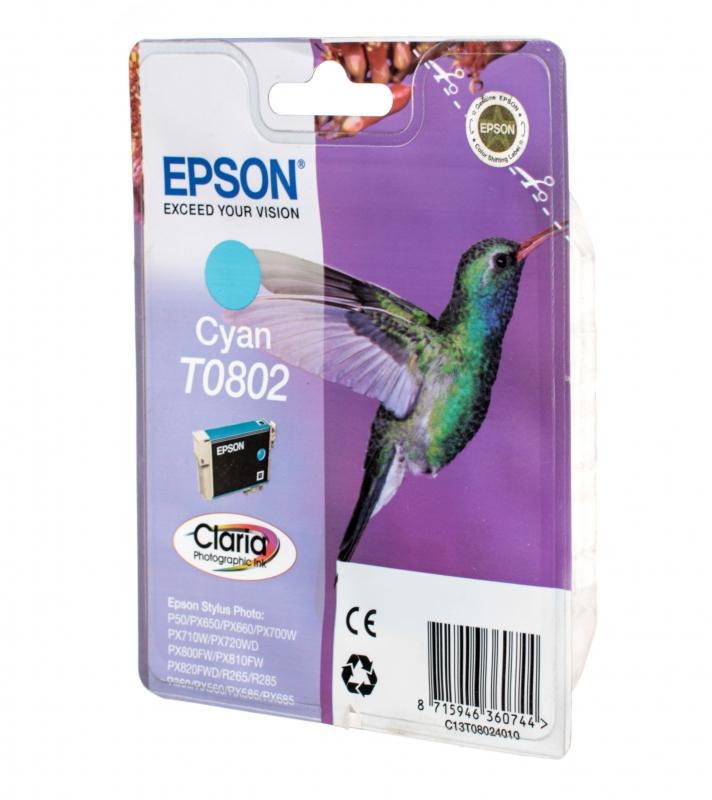 �������� Epson T0802 ������� C13T08024011
