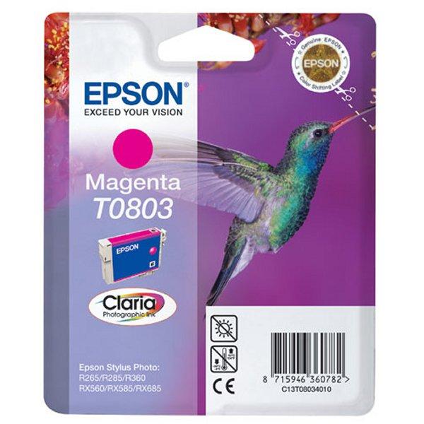 �������� Epson T0803 ��������� C13T08034011