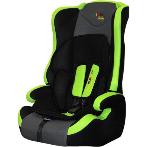 Автокресло Liko-Baby Liko Baby LB 513 C, зеленое/черное