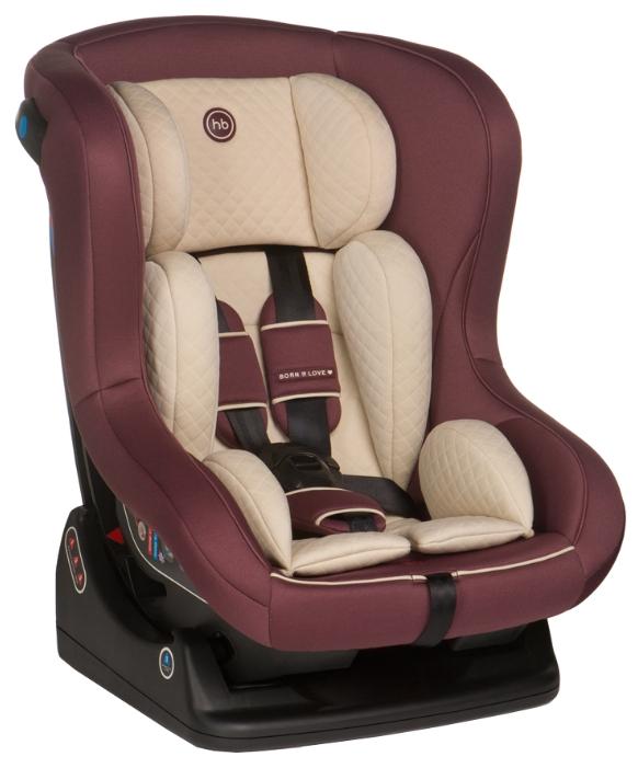 Автокресло Happy-Baby Passenger, бордо