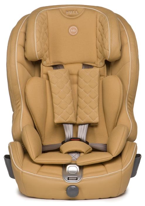 Автокресло Happy-Baby Mustang Isofix, beige