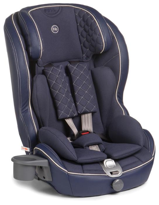 Автокресло Happy-Baby Mustang Isofix, blue