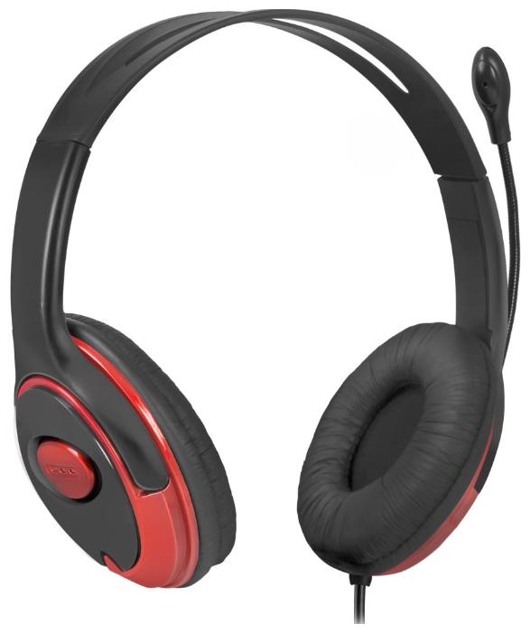 Defender Phoenix 875, черно-красная