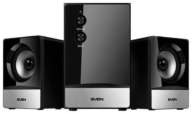 Компьютерная акустика Sven MS-90, черная
