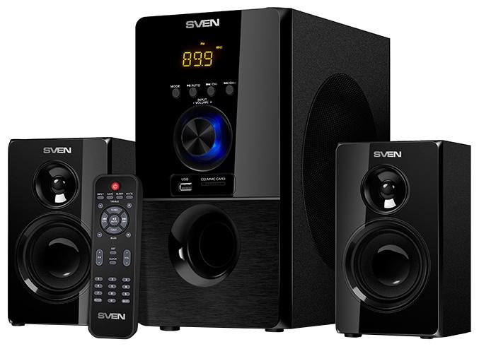 Компьютерная акустика MS-2050, Black Sven MS-2050 Black