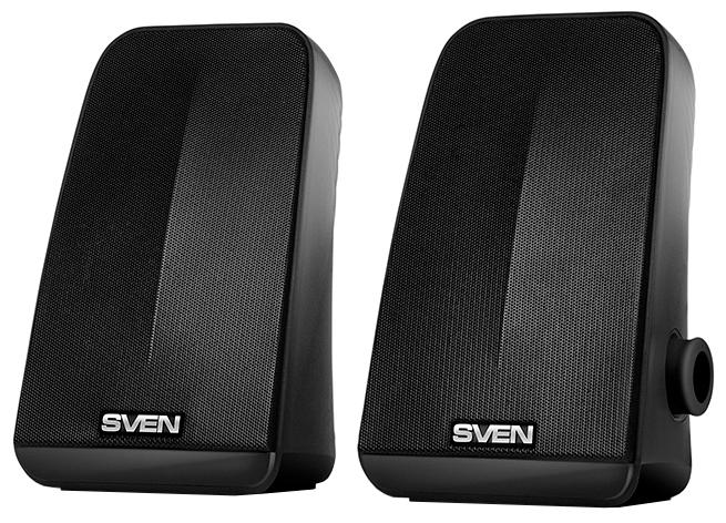 Компьютерная акустика Sven 380, черная