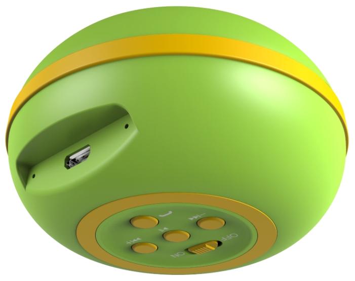 Портативная акустика Genius SP-906BT, зелёная 31731072102