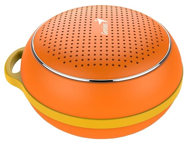 Портативная акустика Genius SP-906BT, оранжевая 31731072103