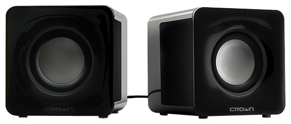 Компьютерная акустика Crown CMS-277, черная