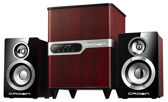 Компьютерная акустика Crown CMS-440, дерево