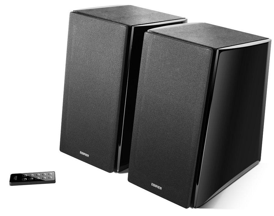 Компьютерная акустика Edifier Studio R2000DB (2x 60 Вт, Bluetooth), чёрные