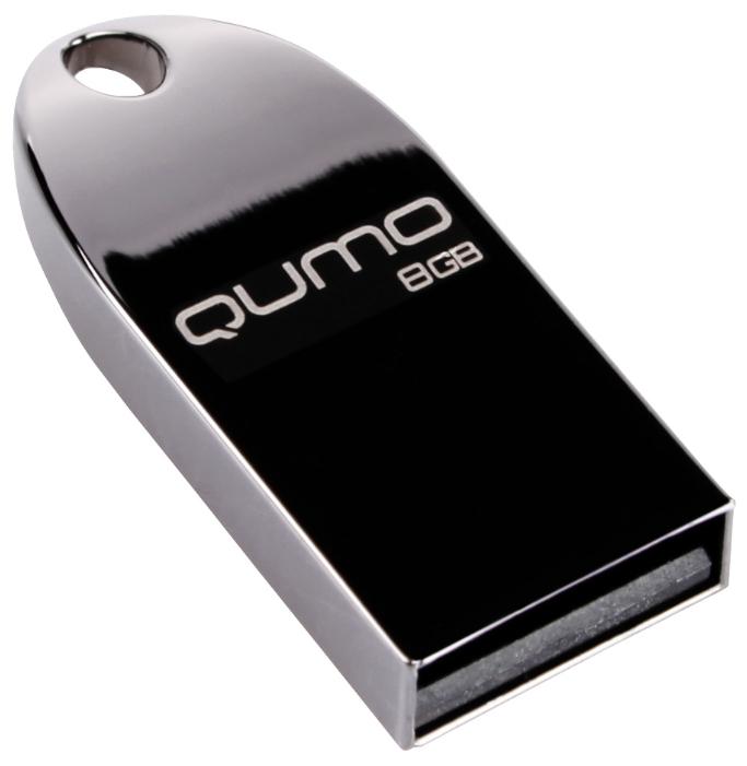Usb-������ Qumo COSMOS 8Gb Silver QM8GUD-COS