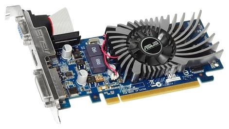���������� GeForce ASUS GeForce 210 589Mhz PCI-E 2.0 1024Mb 1200Mhz 64 bit DVI HDMI HDCP 210-1GD3-L