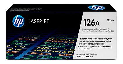 Картридж HP 126A для LJ CP1025 Blue CE311A