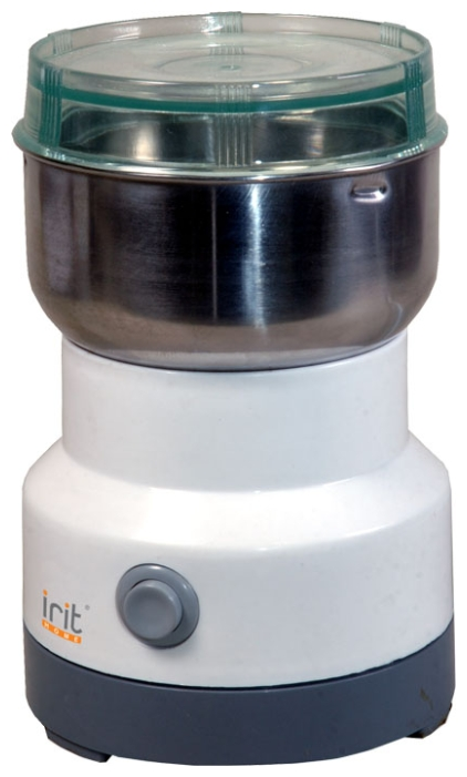 Кофемолка Irit -5016, белая