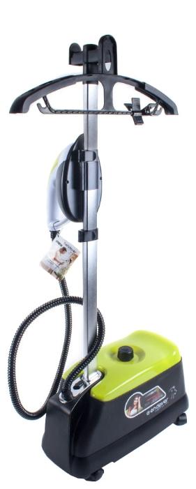 Пароочиститель-отпариватель ENDEVER Odyssey Q-915 черно-оливковый 78796