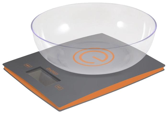 Кухонные весы Energy EN 424, серые