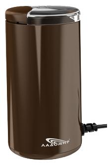 Кофемолка Ladomir 05, коричневая