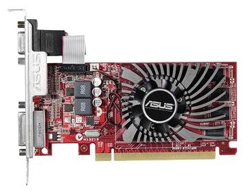 ���������� Radeon ASUS Radeon R7 240 730Mhz PCI-E 3.0 2048Mb 1800Mhz 128 bit DVI HDMI HDCP R7240-2GD3-L