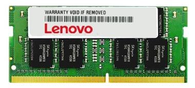 Модуль памяти Lenovo 4X70J67434 (4GB DDR4, SoDIMM, Yoga 260)