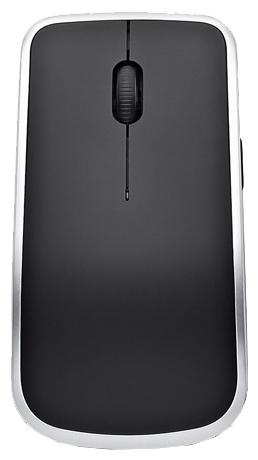 Мышка DELL WM514 USB, черно-серебристая