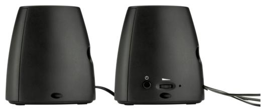 Компьютерная акустика HP S3100, черная V3Y47AA#ABB
