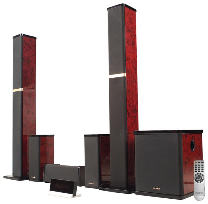 Компьютерная акустика Microlab H-600, дерево H600