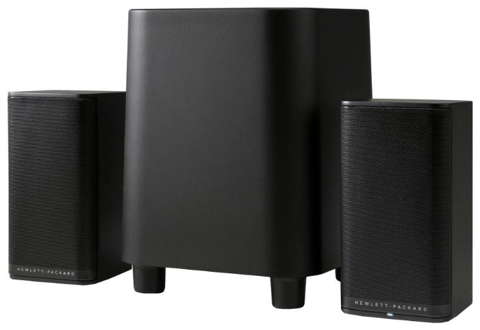 Компьютерная акустика HP S7000, черная K7S77AA