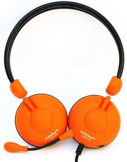 Crown CMH-942, orange