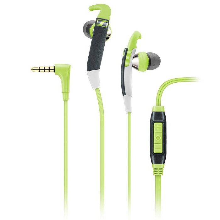 Sennheiser MX 686G Sports, зеленая