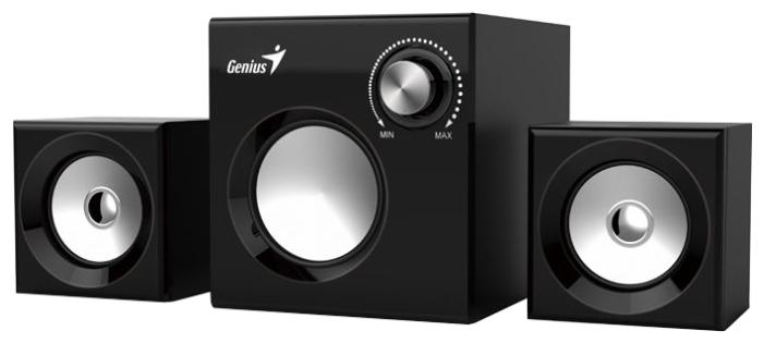 Компьютерная акустика Genius SW-2.1 370, черная 31731067100