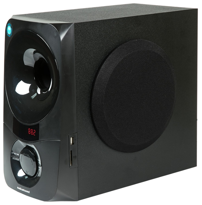 Компьютерная акустика NAKATOMI GS-35 (2x15W+Subwoofer 30W)