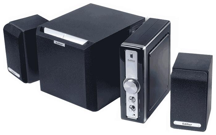 Компьютерная акустика Edifier C11, черная