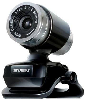 Web-камера Sven IC-720, black SV-0601IC720A
