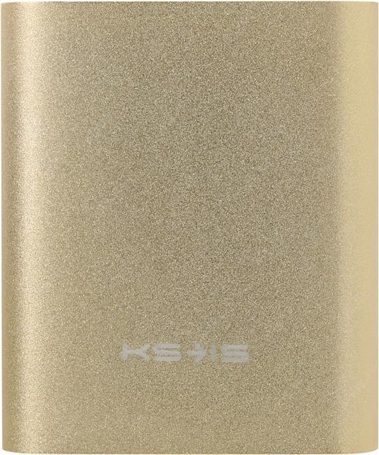 Аксессуар для телефона KS-IS KS-239 10400mAh, золотистый KS-239 Gold