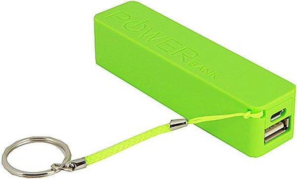 Аксессуар для телефона KS-IS KS-200 2200mAh, зеленый KS-200 Green