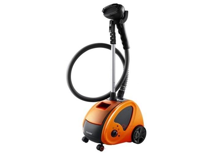 Пароочиститель-отпариватель Euroflex Monster MB-10035, оранжевый