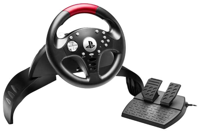 Игровое устройство Thrustmaster T60 Racing Wheel Black 4160588