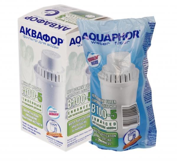 Фильтр для воды Akvafor- АКВАФОР В100-5
