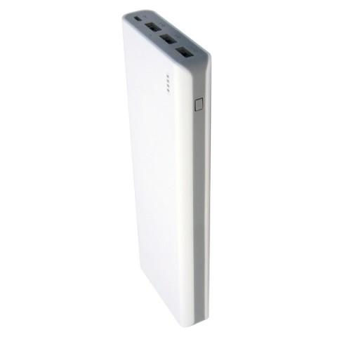 Аксессуар для телефона IconBit FTB20000PB 20 000 mAh, белый FT-0200P