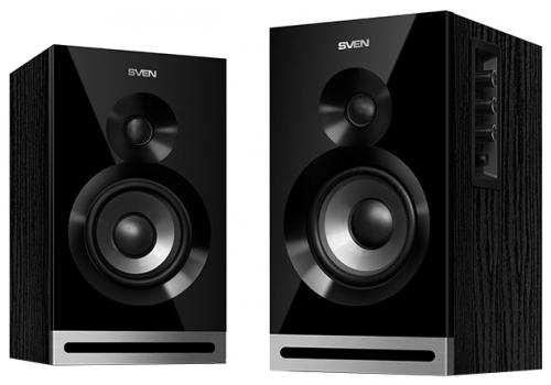 Компьютерная акустика Sven SPS-705 2x20W черный SPS-705 черный