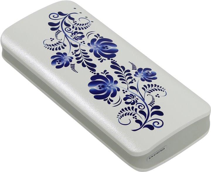 Аксессуар для телефона Мобильный аккумулятор Canyon H2CNECPB130GZ Гжель