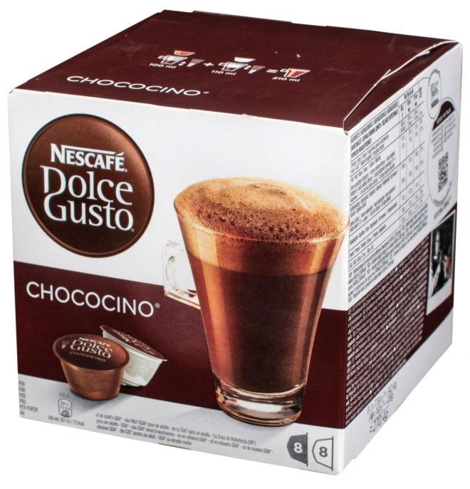 Кофе Nescafe Dolce Gusto Chococino