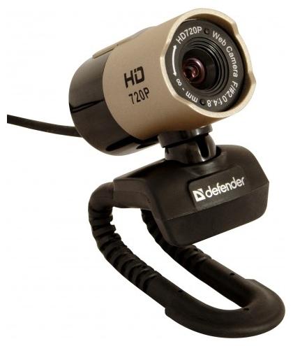 Web-камера Defender G-lens 2577 HD720p 63177