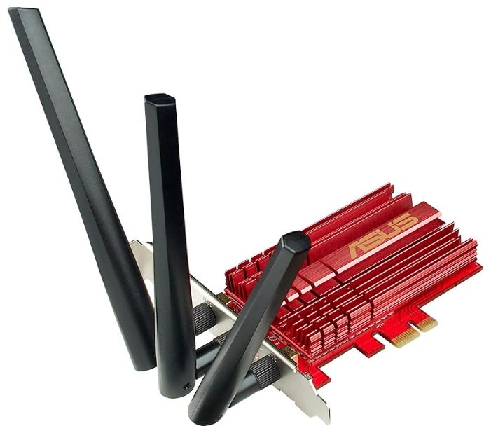 Адаптер Wi-Fi ASUS PCE-AC68