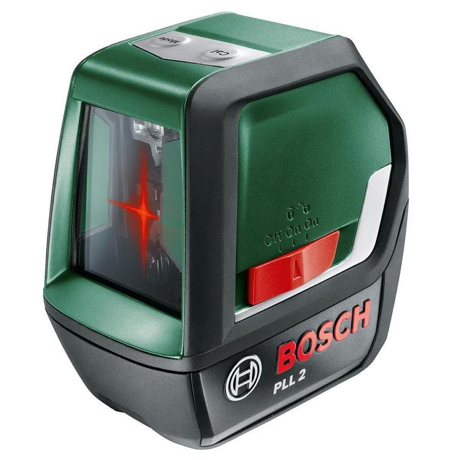Нивелир Bosch PLL 2 (0603663420), лазерный