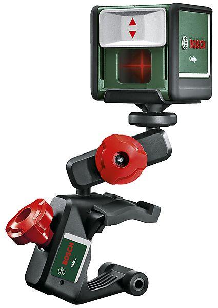 Нивелир Bosch QUIGO II, лазерный (0603663220)