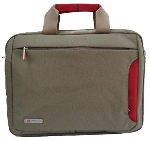 Сумка для ноутбука Obosi 811A060, бежевая