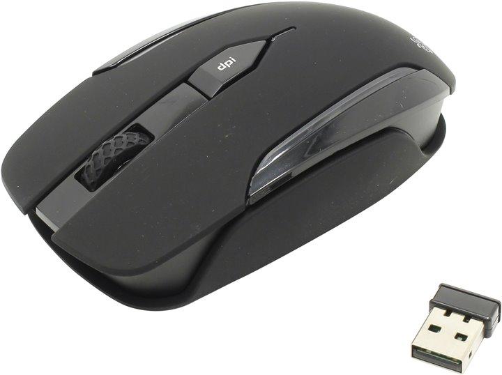 Мышка SmartBuy SBM-366AG-KB USB, черная